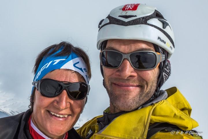 Skitourernfinale im Bregenzwreald
