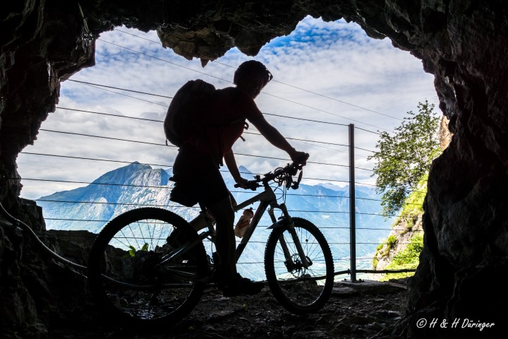 Bike & Climb in Chiavenna