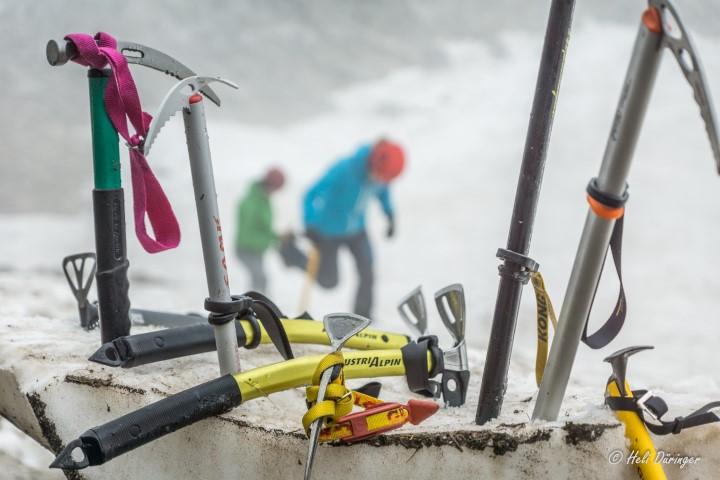 Junge Alpinisten – Hochtouren