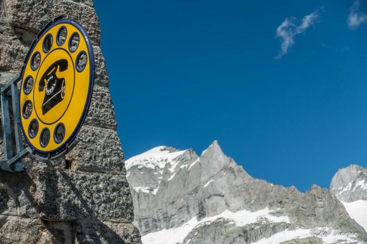 Klettern im Bergell
