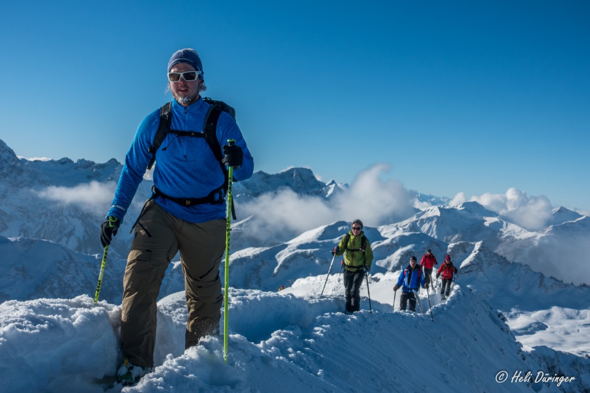 Skitourenkurs Schwarzwasserhütte