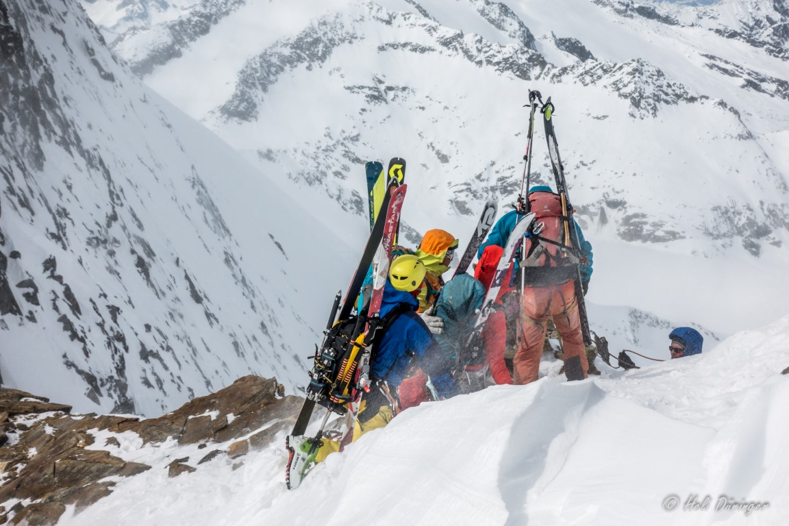 Update Skihochtouren in der Venedigergruppe