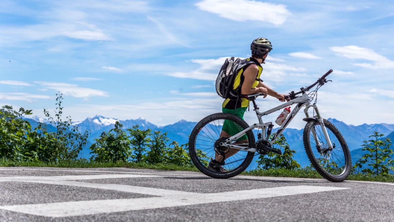 Biken & Klettern im Tessin :-)
