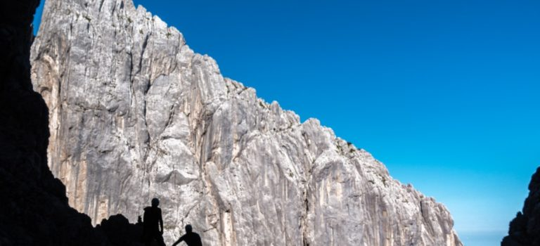 ÜL – Alpinklettern im Wilden Kaiser