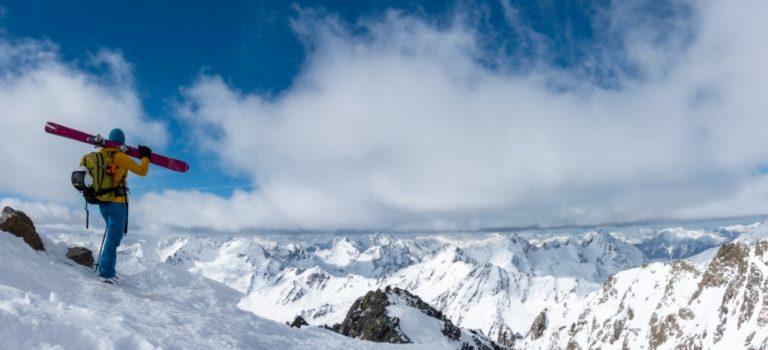 Skitouren ums #Kühtai