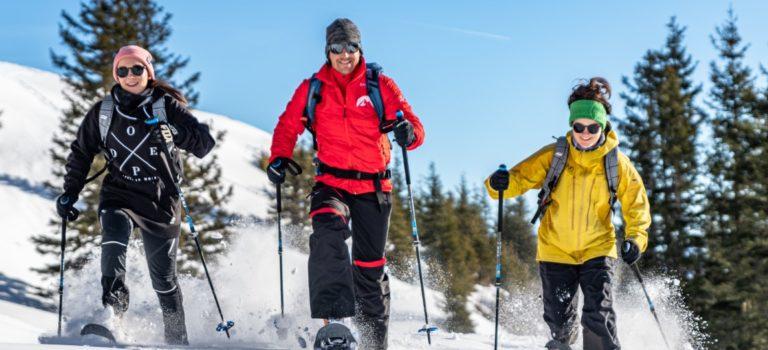 Unterwegs mit WanderführerInnen aus Vorarlberg