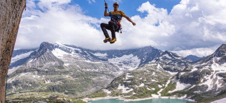 """Mit den Jungen Alpinisten """"Hoch Hinaus"""""""